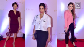 Bollywood Stars Attend Farah Khan Ali's Book Launch Event