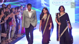Shaina NC Showcases Style for a Cause at Bombay Times Fashion Week 2019