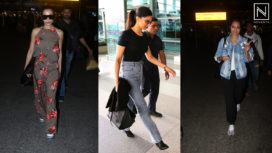Bollywood Celebrities and their Best Airport Looks