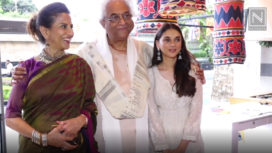Aditi Rao Hydari Graces the Closing Ceremony of JIYO - Made by a Million Hands