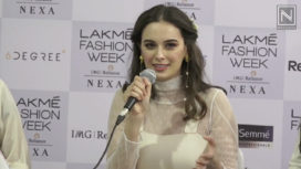 Evelyn Sharma Discusses her Wardrobe and Fashion