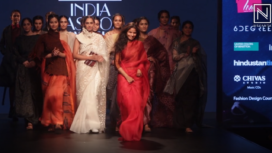 Vaishali S. Exhibits her Sustainable Collection at LMIFW AW19