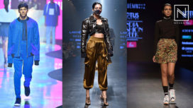 Variations in Athleisure Wear Straight Off the Runway
