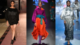 Balloon Sleeves are Trending on the Runway this Season