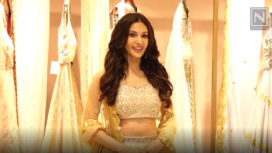 Amyra Dastur Attends Bhumika Grover's Summer Bridal Collection Launch