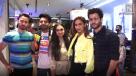 Diesel 9th Anniversary Party with B-Town Celebrities