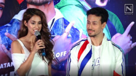 Tiger Shroff and Disha Patani Speak Up About Each Other at an Event