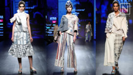Doh Tak Keh Showcases an Upcycled Collection at LMIFW AW19