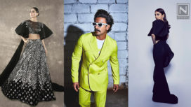 Bollywood Celebrities Making a Style Statement at the HT India's Most Stylish Awards 2019