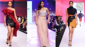 INIFD Students Showcase at Bombay Times Fashion Week 2019