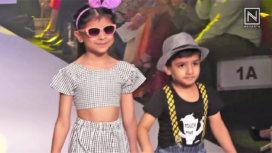 Kidswear Brand Hopscotch Showcases at Bombay Times Fashion week 2019