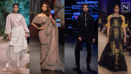 Here's all that Happened at Lotus Makeup India Fashion Week Autumn Winter 2019