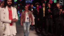 Manoviraj Khosla Showcases Menswear collection at LMIFW AW 2019