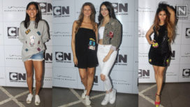 Celebs Grace Nandita Mahtani's Cartoon Collection Launch Event