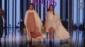 Budding Designers for Pearl Portfolio at Lotus Makeup India Fashion Week AW19