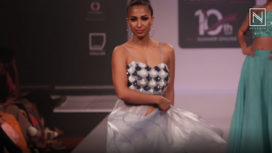 RUCHE by Bhoomi Shah & Amit Purohit at Bangalore Fashion Week 2019