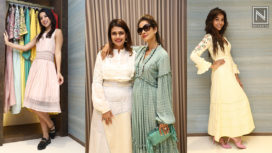 Shruti Sancheti Hosts a Soirée for her Latest Holiday Edit Collection Launch
