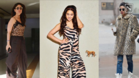 B- town Stunners Sporting the Animal Prints