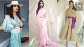 Bollywood Divas Showcase Chic Ways of Styling Belts with your Outfit