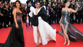 Bollywood Beauties on the Red Carpet of Cannes Film Festival 2019