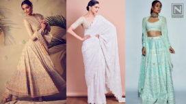 Bollywood Beauties Gracefully Owning their Chikankari Looks