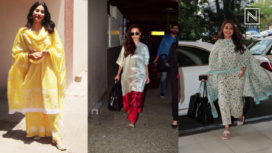 Bollywood Celebs Flaunting their Ethnic Style this Summer