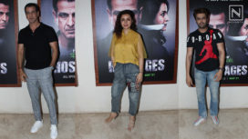 B-town Celebs Grace the Screening of Hostages
