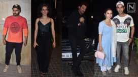 B-town Stars Attend the Special Screening of India's Most Wanted