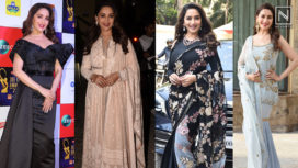 Top 5 Most Stylish Looks of Madhuri Dixit That Turned Heads
