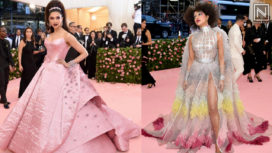 Best Dressed Celebrities at The Met Gala 2019