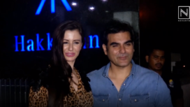 Arbaaz Khan Celebrates his Girlfriend Giorgia Andriani's Birthday