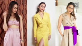Top 5 Looks of Rakul Preet from De De Pyaar De Promotions