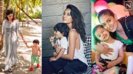 Bollywood Actresses Discuss Motherhood and Children