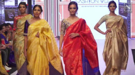 Varun Bahl Talks about Saris and its Evolution Over the Years