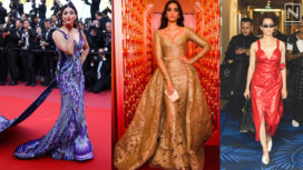 A Throwback to B-Town ladies' Cannes Looks