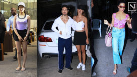 Here's what Bollywood Celebs Sported in this Week's Celeb Spotting