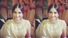 Best Moments from Sonam Kapoor's Wedding Celebrations