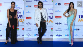 Celebs at Lonely Planet Magazine India Travel Awards 2019