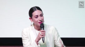 Karisma Kapoor at the Screening of Lend Me Your Eyes, Baltazars 2019