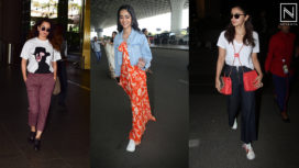 Here's a look at Bollywood Divas and their Airport Looks