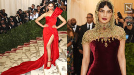 A Throwback to Priyanka Chopra and Deepika Padukone and their MET Gala Appearances