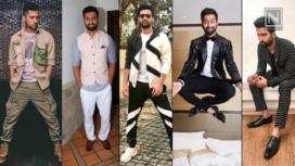 Top 5 Most Voguish Looks of Vicky Kaushal