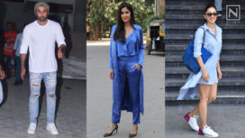 Bollywood Celebs Stepping Out in their Most Stylish Avatars