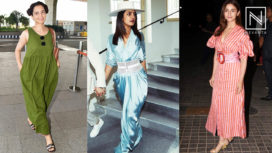 Bollywood Beauties Styled Up in Summer/Monsoon Maxi Gown