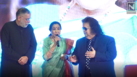 Bollywood Celebrities at the 10th Newsmakers Achievers' Awards 2019