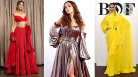 Top 5 Red Carpet Looks of B-town Divas from May 2019