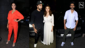 Bollywood Celebrities Attend the Screening of De De Pyaar De