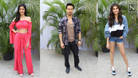 Ananya Panday, Tiger Shroff and Tara Sutaria Promote and Talk About SOTY 2