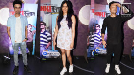 TV Celebs at the Special Screening of Web Series Thinkistan