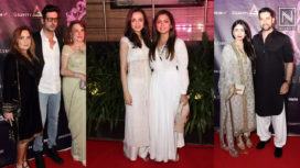 Telly Town and B-Town Celebs Attend the Umrao Jaan Music Concert